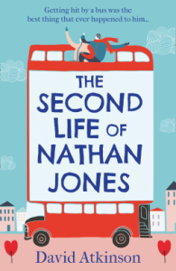 Second Life of Nathan Jones book cover